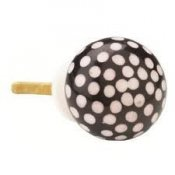 knopp black w dots Lisbeth Dahl