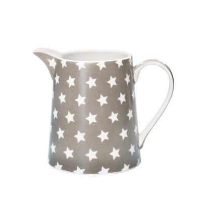 Mjölkkanna Star Warm Grey GreenGate